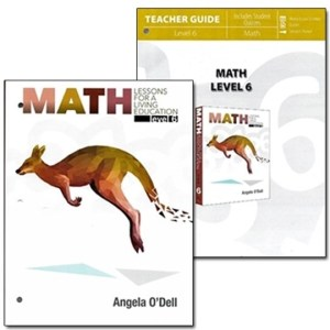 Math Lessons for a Living Education Gr 6