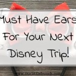6 Must Have Super Cute Mouse Ears For Disney!