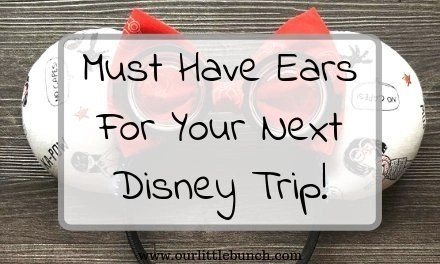 Must Have Mouse Ears For Disney!