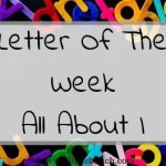 Letter Of The Week – All About the letter I