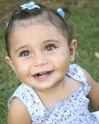 Baby Girls First Earrings