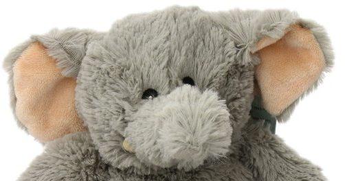 heat up stuffed animal