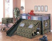 How To Create A Kids Camo Bedroom