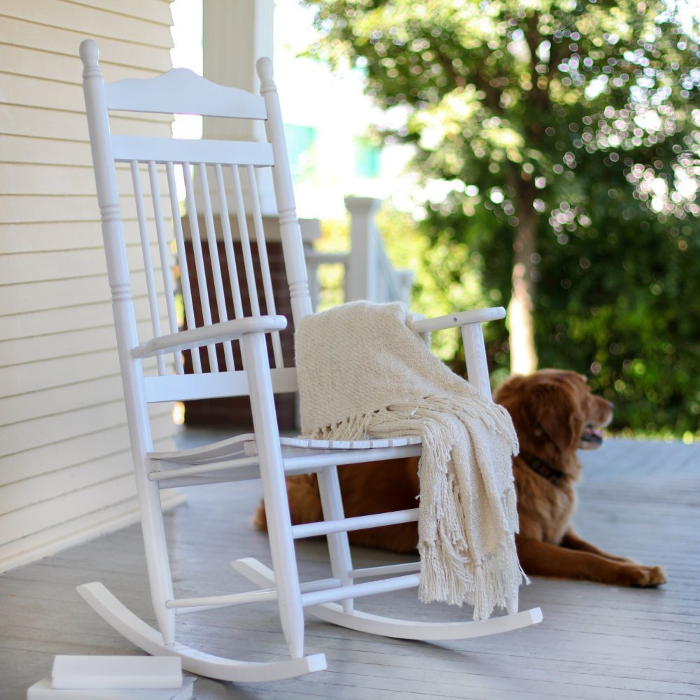 troutman rocking chairs bedroom chair with wheels southern style white for the porch come sit a spell