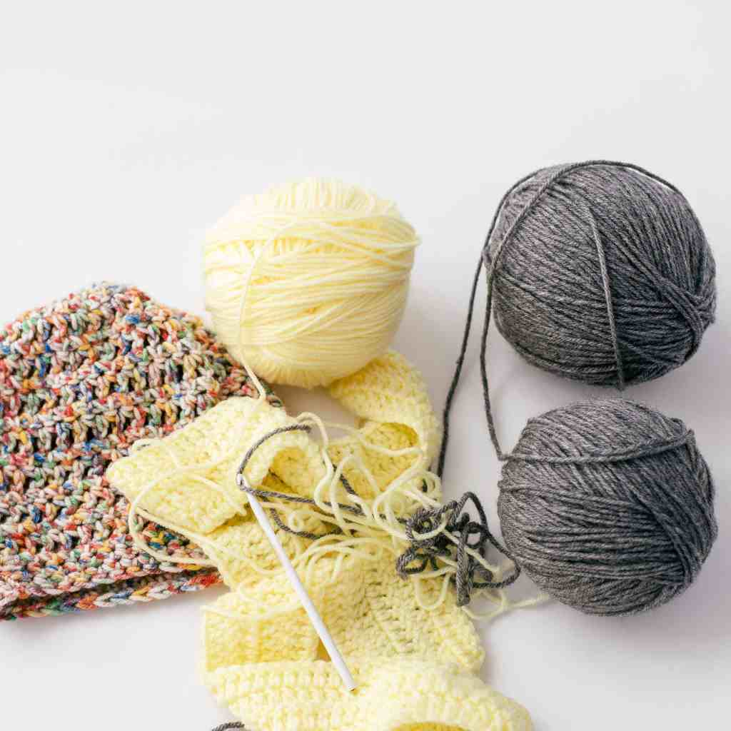 Crochet Class at the Library