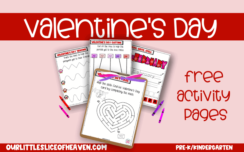 Free Valentine's Day Activities