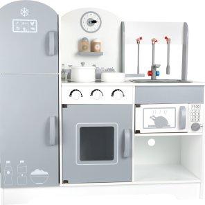 legekøkken med køleskab small foot