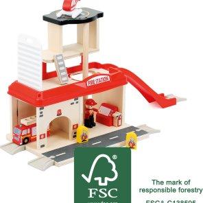 Small foot brandstation fsc