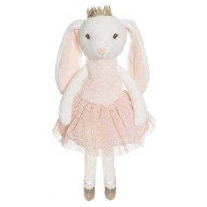 Kanin ballerina bamse teddykompaniet