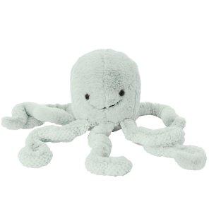 teddykompaniet our little toyshop blæksprutte mint bamse