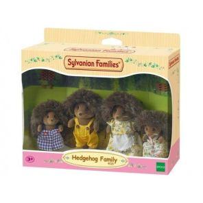pindsvin familie sylvaninan families our little toyshop