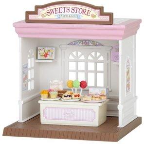 slikbutik sylvanian families our little toyshop slikbutikken