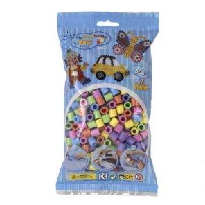 hama maxi perler pastel mix 500 stk our little toyshop hama