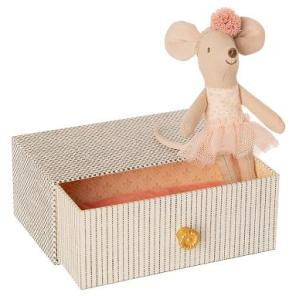 dansende mus lillesøster daybed maileg our little toyshop