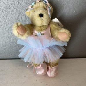 Muffy vanderbear hoppy harebear our little toyshop ballerina