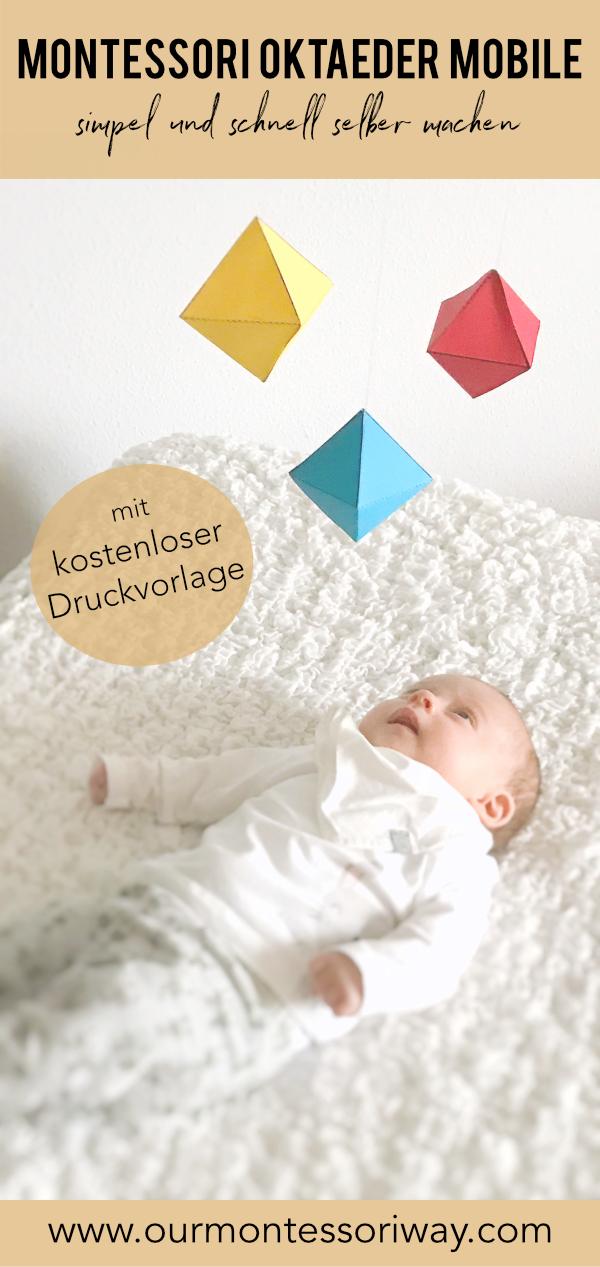 Baby mit Mobile Pinterest