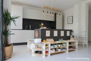 Montessori Kinderküche