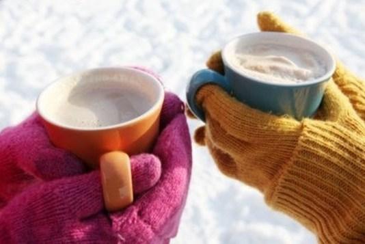 winter drinks to keep you warm