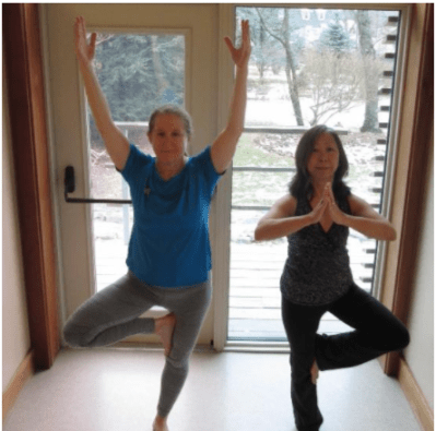 Yoga at Durant-Kenrick House