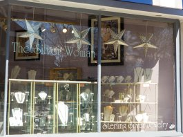 Shop Local at the Silver Woman