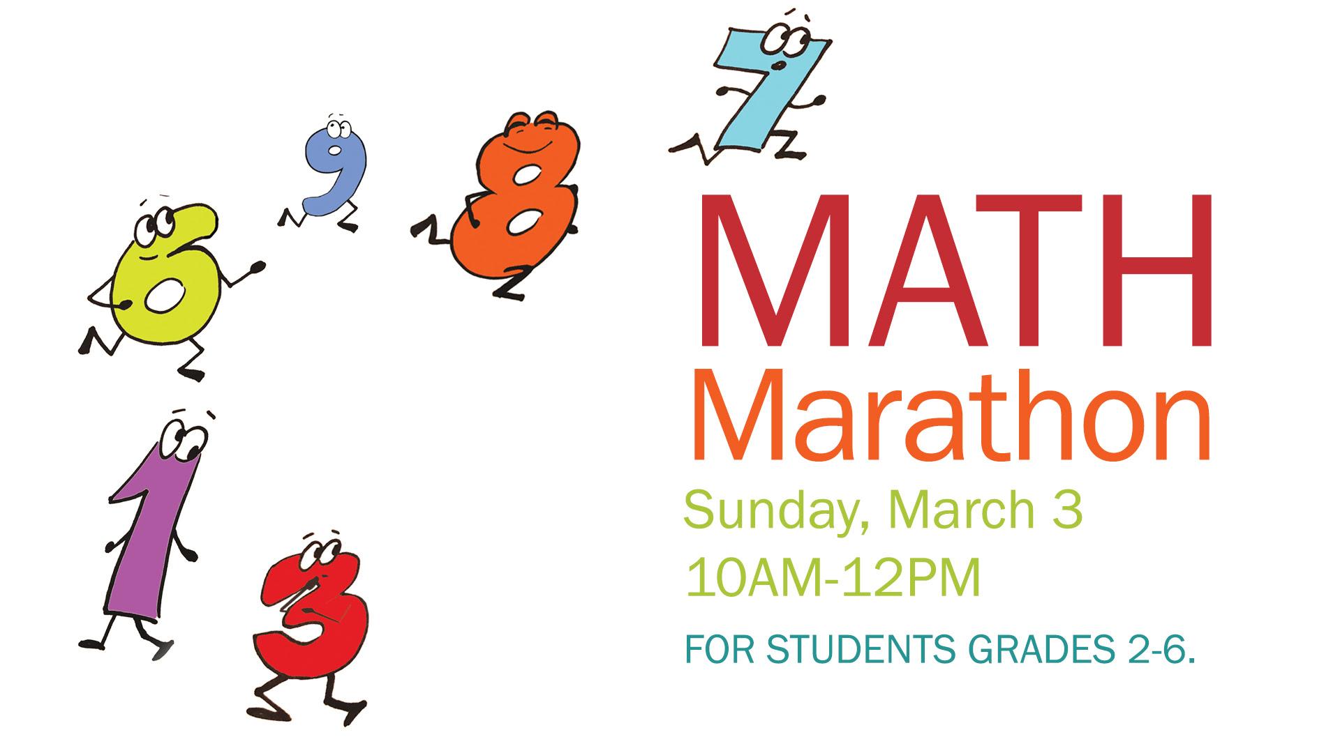 Math marathon