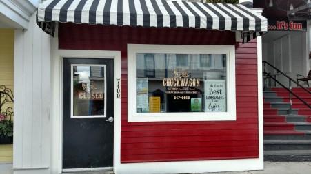 Chuck Wagon diner