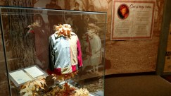 Dolly Parton's (presumed) original coat of many colors