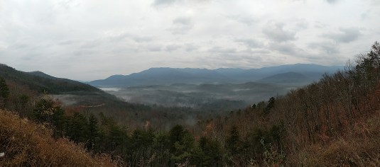Foothills Parkway View, TN