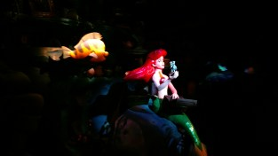 Ariel in Under the Sea at Magic Kingdom (January 4, 2018)