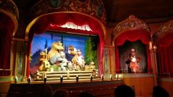Bear Jamboree in Frontier Land at Magic Kingdom