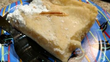 Gooey Butter Cake Piece