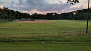 Softball at the older part of Hoffman Park