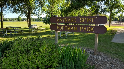 Welcome to Hoffman Park