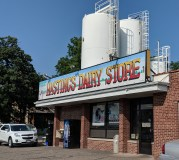 One of our favorite places, Hastings (MN) Dairy Store!