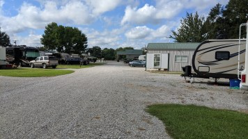 Maxey Care RV Park Morgan, LA