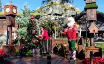 """There are story tellers all around the World Show case about the various holiday celebrations. For Norway is the story of the """"Barn Santa"""" a mischievous prankster."""