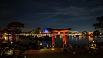 From the world show case overlooking the lake to future world and Spaceship Earth