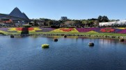Journey into Imagination and the Living Land at Flower and Garden Festival of Epcot