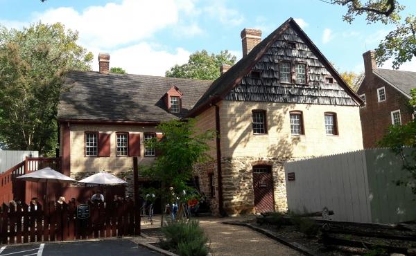 Old Salem Winston Salem Nc Our Nomadic Life