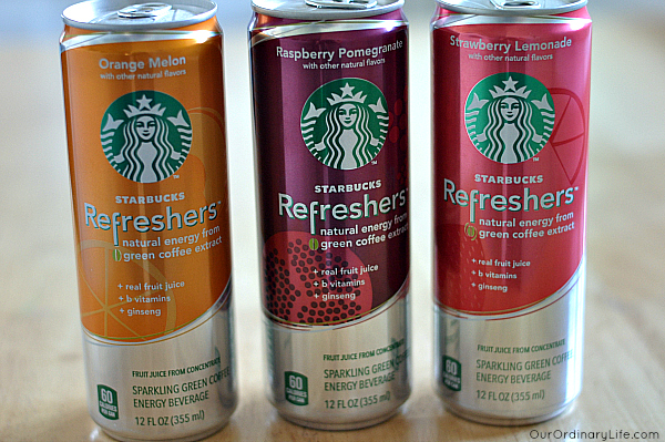 how to make starbucks refreshers recipe