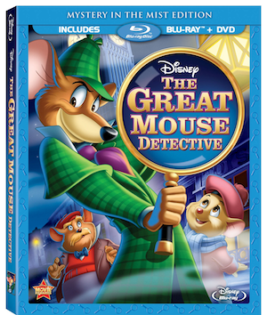 Disney's The Great Mouse Detective on Blu-ray