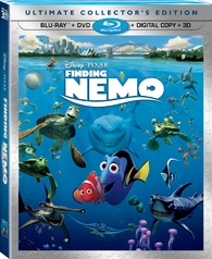 Holiday Gift Guide – Finding Nemo 3D (5 Discs) (Includes Digital Copy) (3D/2D) (Blu-ray/DVD) (Widescreen)