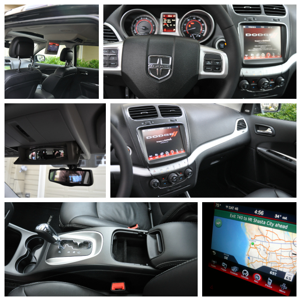 Our Journey To California In The 2013 Dodge Journey Crew