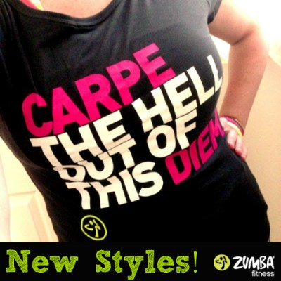 Be Bold, Bright, Funky and Fit with Zumba Wear! #Zumba – Giveaway!