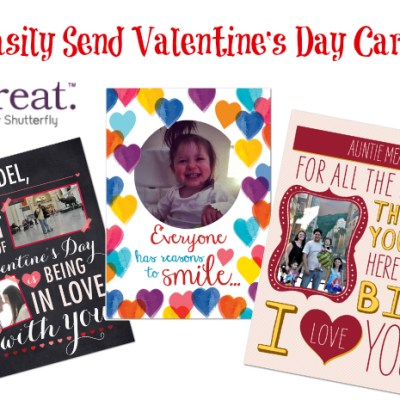 Sending Valentine Cards Is Easy With Treat #SendMoreLove