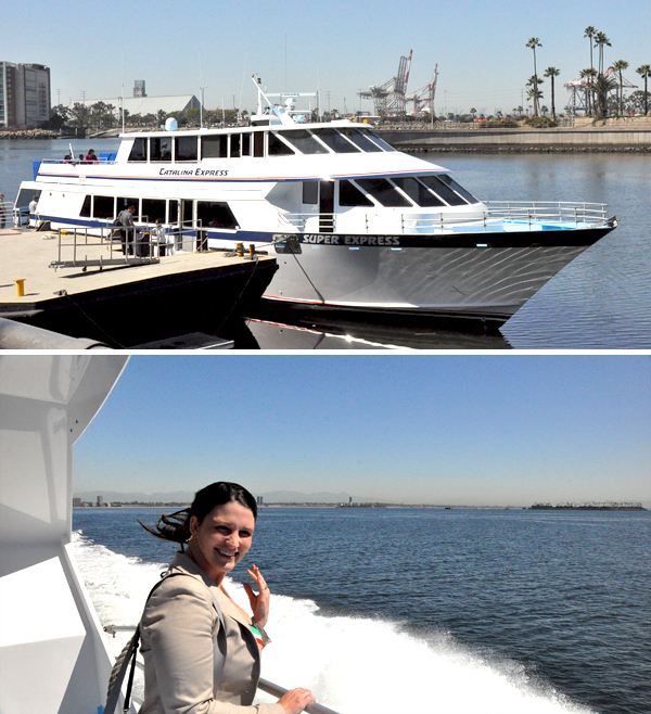 Travel to Southern California's Catalina Island by boat with this round-trip ferry service from Long Beach or San Pedro on the 'Catalina Express.' Enjoy views of the Pacific during the journey, and then spend the day exploring Catalina at your leisure/5(41).