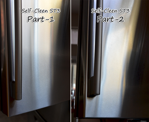 Self-Cleen ST3 Spray-On (Non-Stick) Self-Cleaning Coating Spray Cleaner Kit