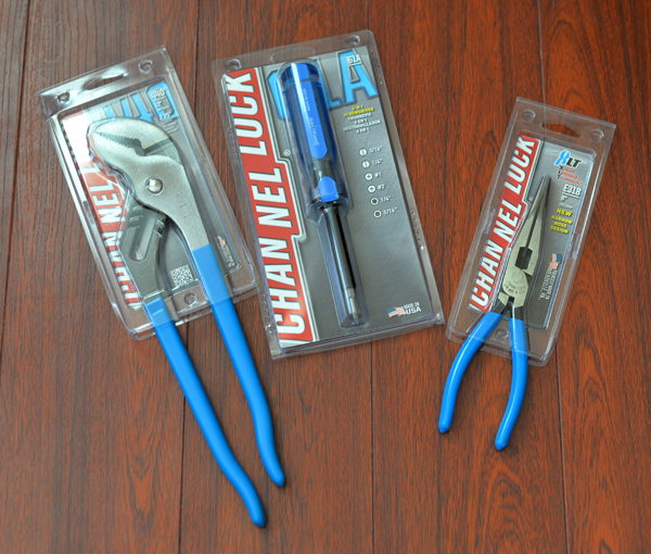 Great Gifts For Dad – CHANNELLOCK® 2014 Gridiron Garage Giveaway #CLGGG
