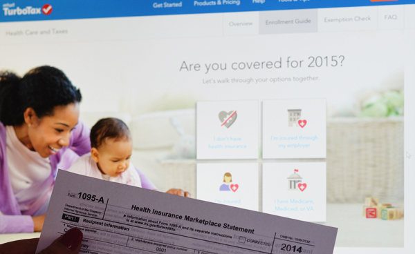 TurboTax Healthcare Website (1)