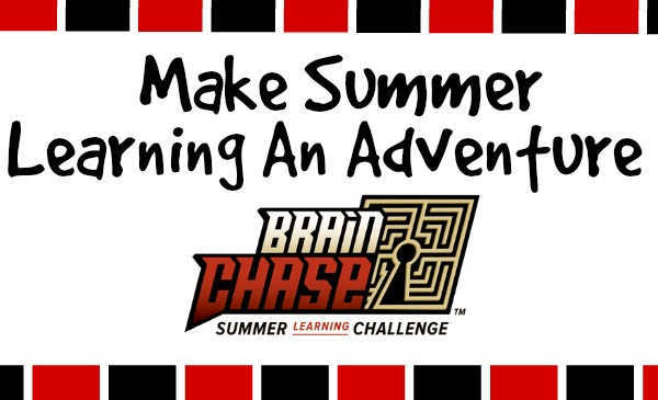 Help Your Kids Avoid Brain Drain This Summer With The Brain Chase Treasure Hunt – $10,000 Scholarship